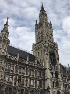 Munich Rathaus New Town Hall
