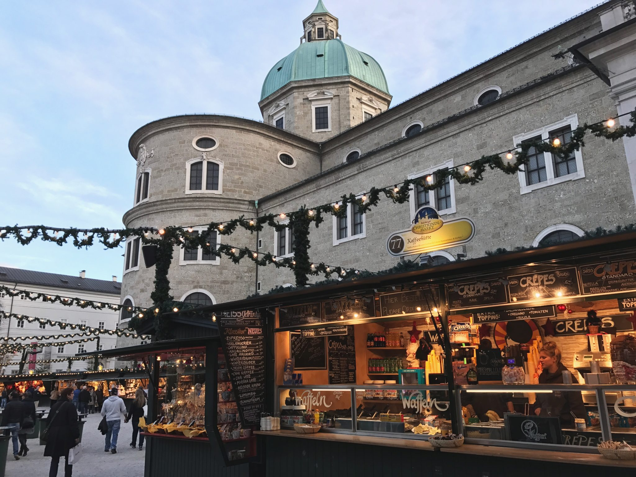 The Christmas Market Bucket List