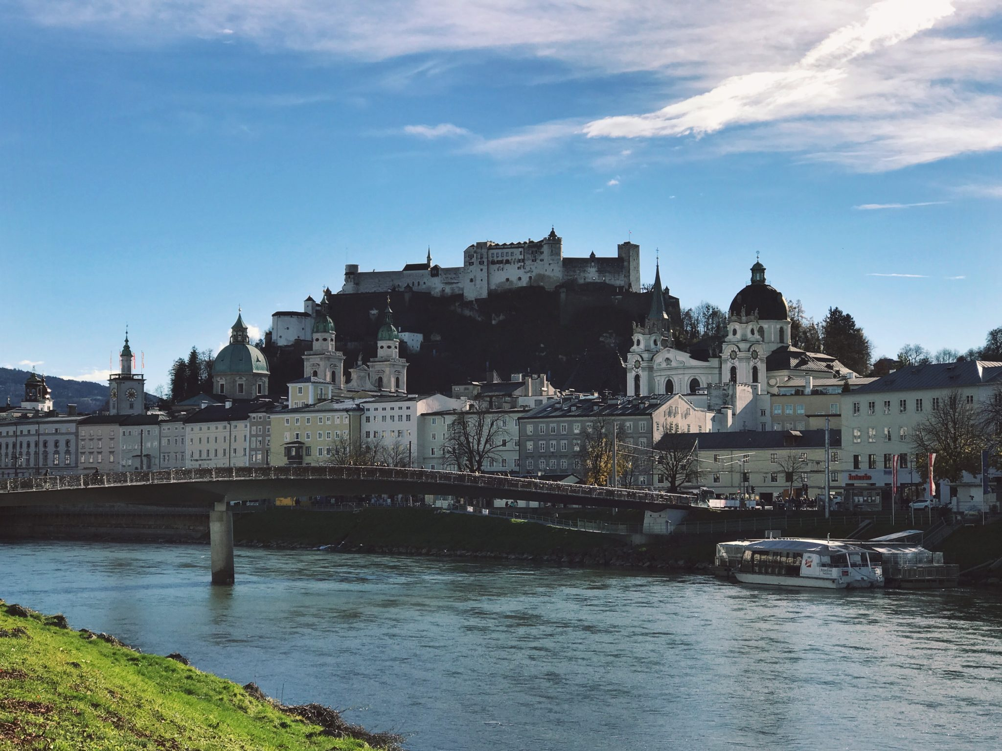Salzburg Old Town and Fortress