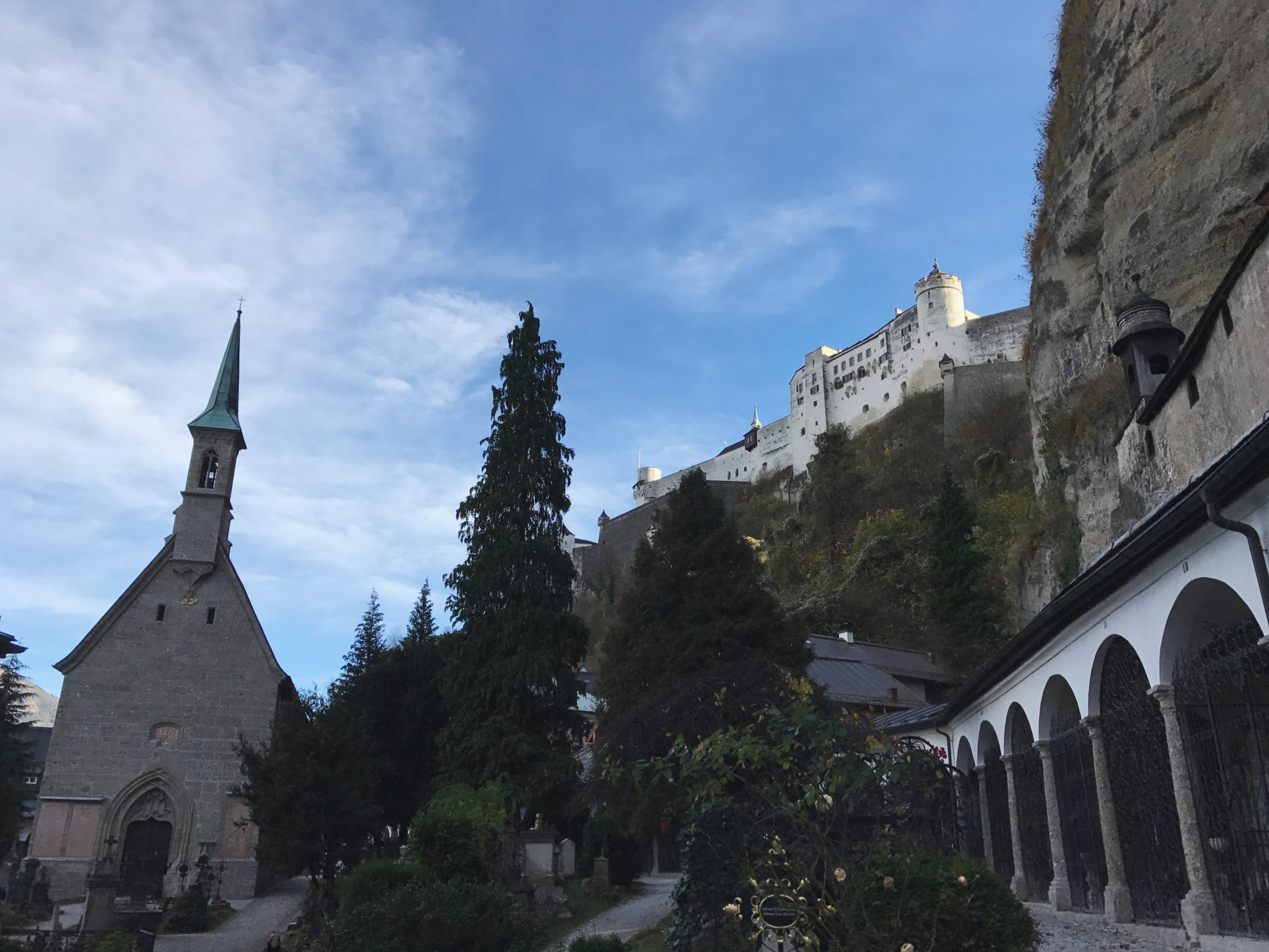 St. Peter's Abbey in Salzburg