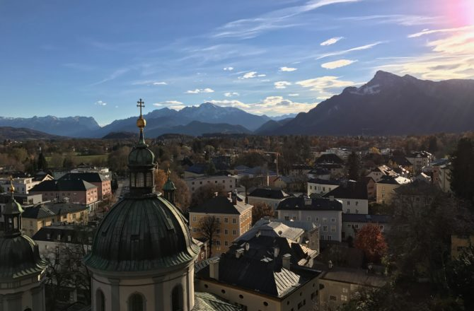 How to Spend One Day in Salzburg (Hint: Stay There for More Than One Day)
