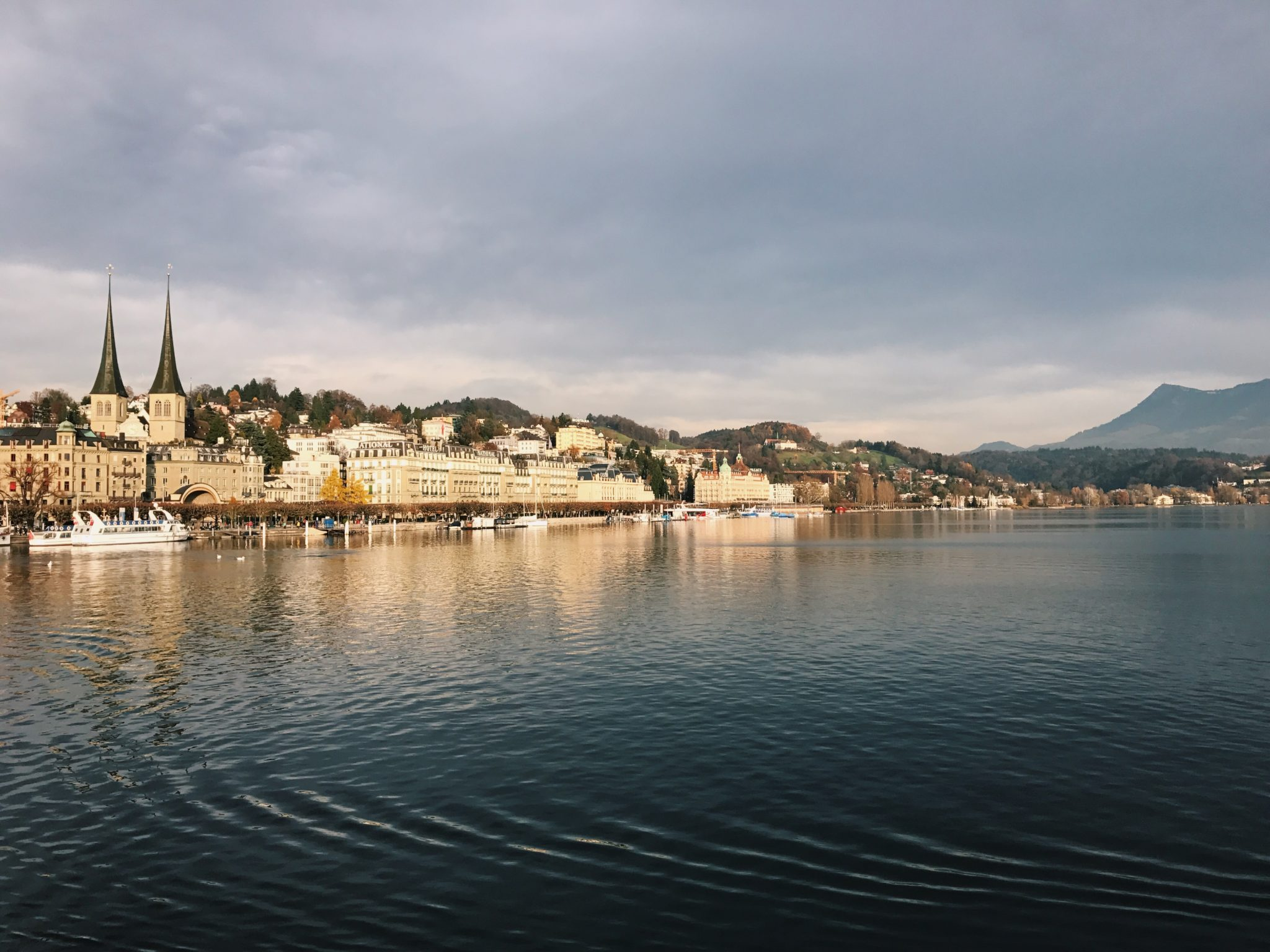 1 Day in Lucerne, Switzerland