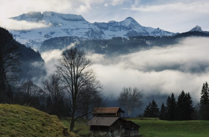 Three Day Trips from Interlaken: Exploring the Bernese Oberland