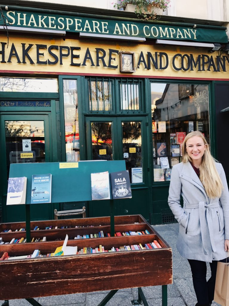 Shakespeare & Company, Paris, France