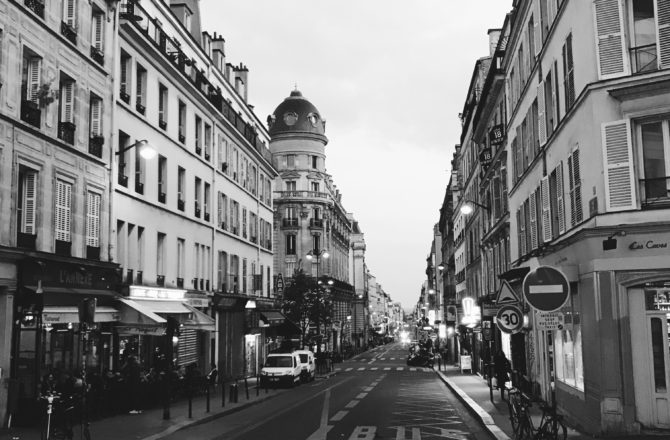 A Workaholic's Guide to Paris