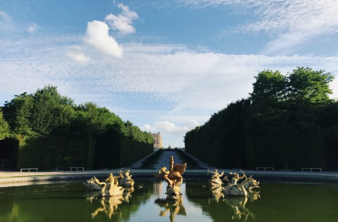 A Workaholic's Guide to Versailles