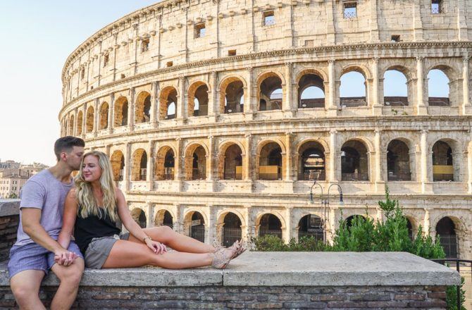How to Travel Without a Trust Fund