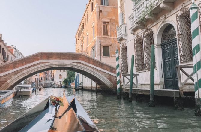 What to Do in Venice, Italy