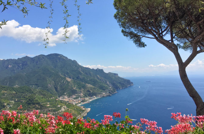 The Honeymooner's Guide to the Amalfi Coast