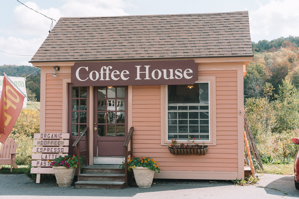 Coffee House, Wilmington, Vermont