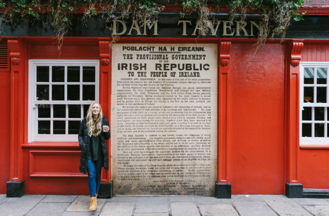 The Perfect 2 Day Dublin Itinerary
