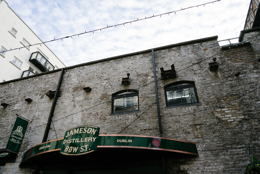 Jameson, Ireland