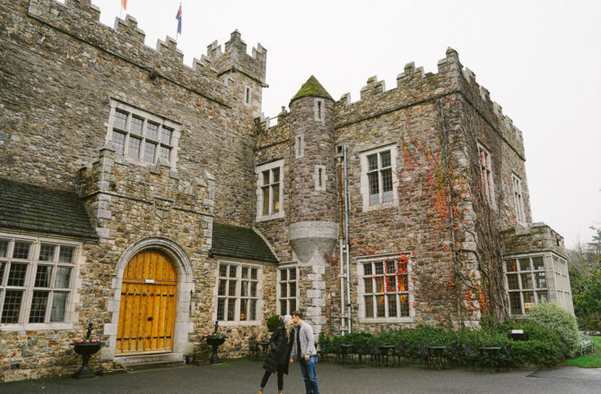 A Magical Stay in the Irish Countryside at the Waterford Castle