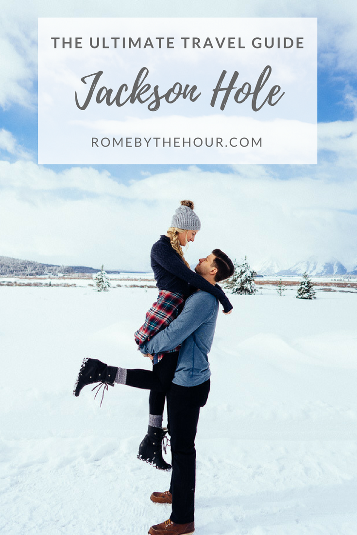 Jackson Hole Wyoming Travel Guide