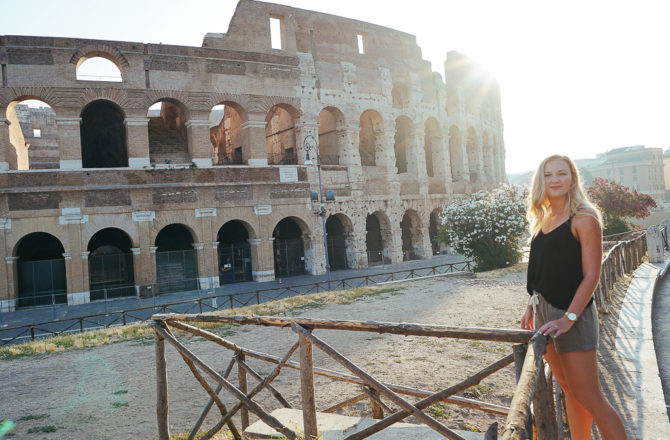 The Perfect 3 Day Rome Itinerary