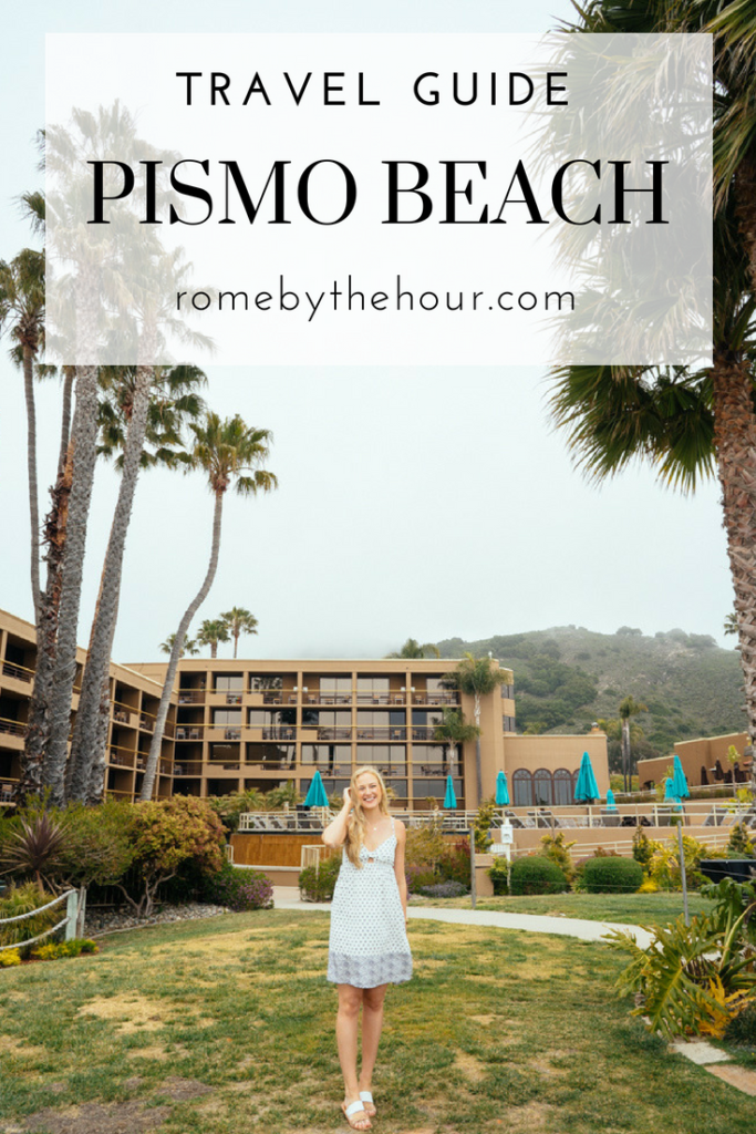 what to do in pismo beach, california