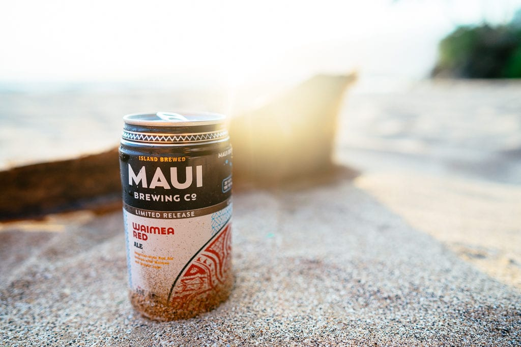 Maui Brewing Co in Kihei