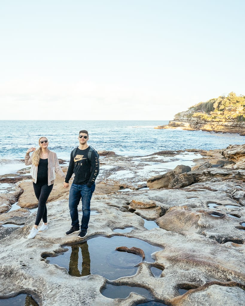 Walk from Bondi to Coogee