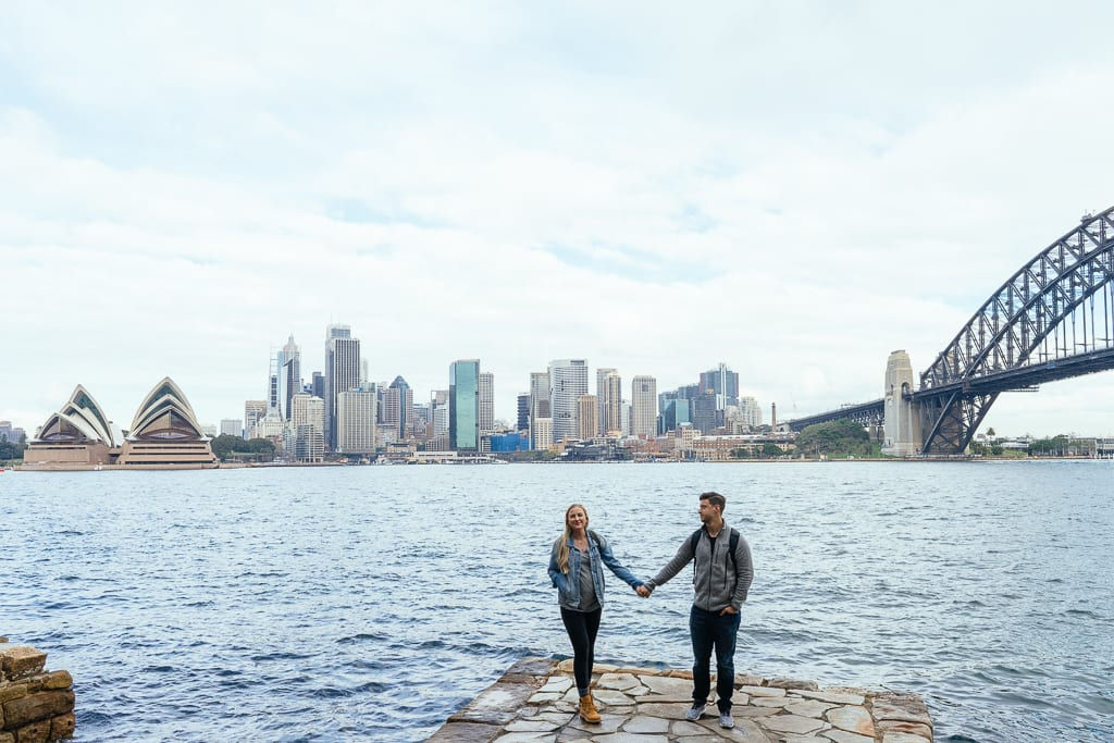 what to do in Sydney, Harbor Bridge