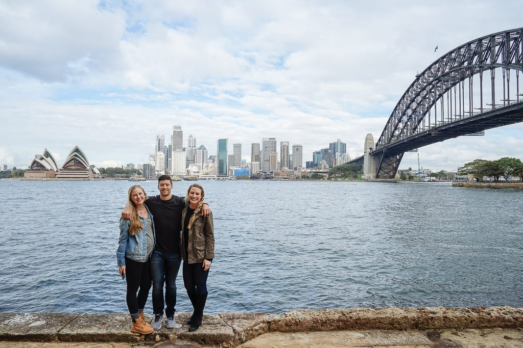 Sydney travel guide, lookout point