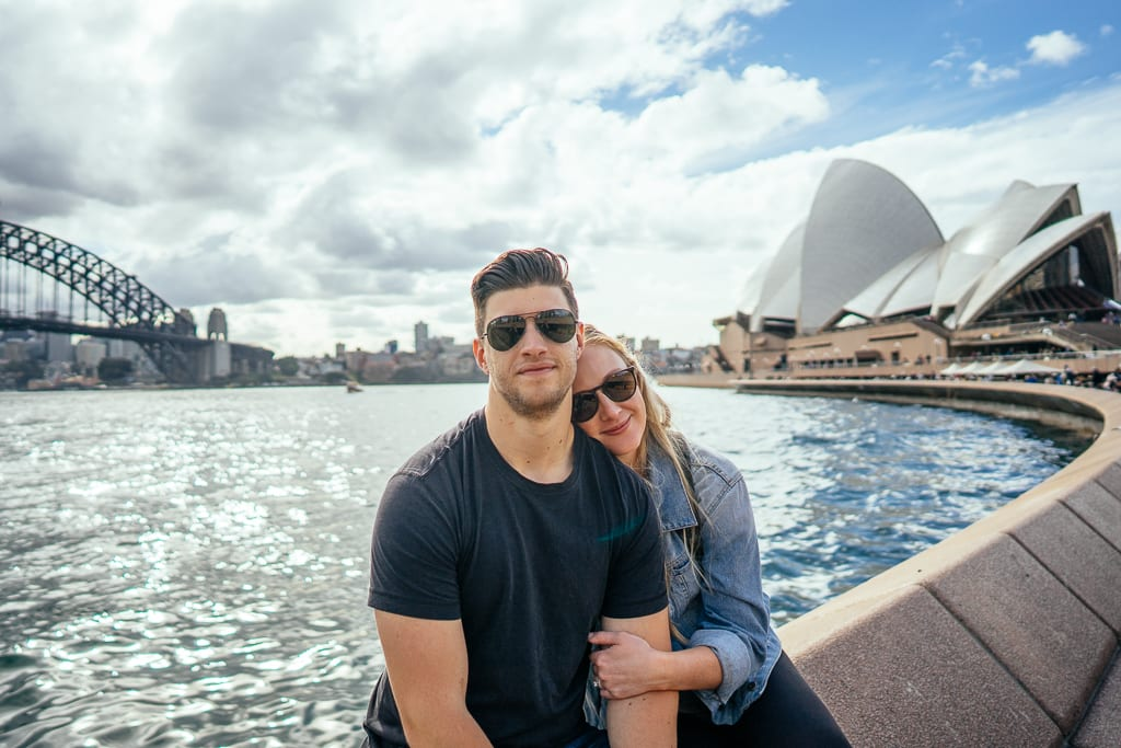 the perfect 3 day Sydney itinerary
