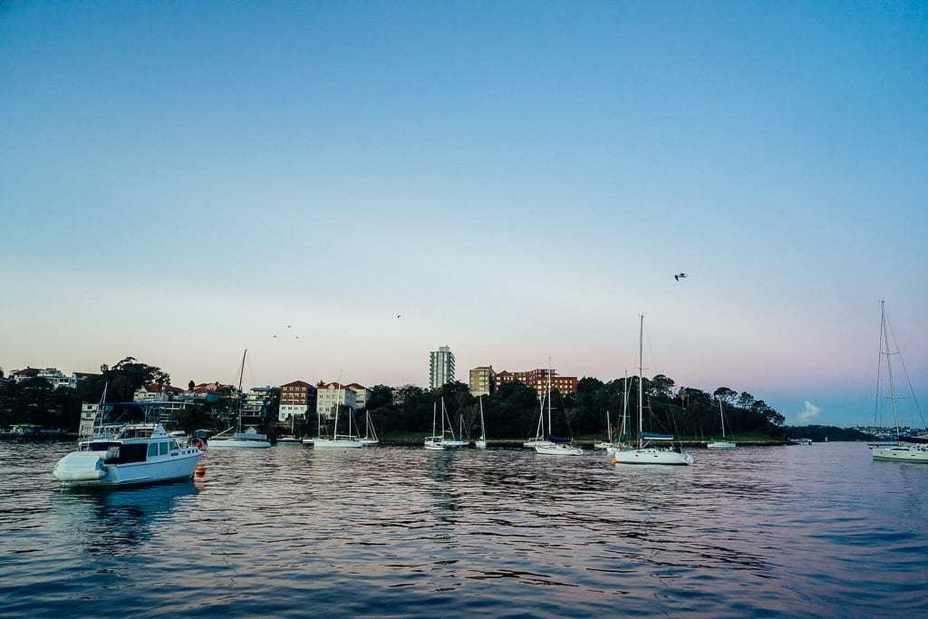 What to do in Sydney, Ferry Ride
