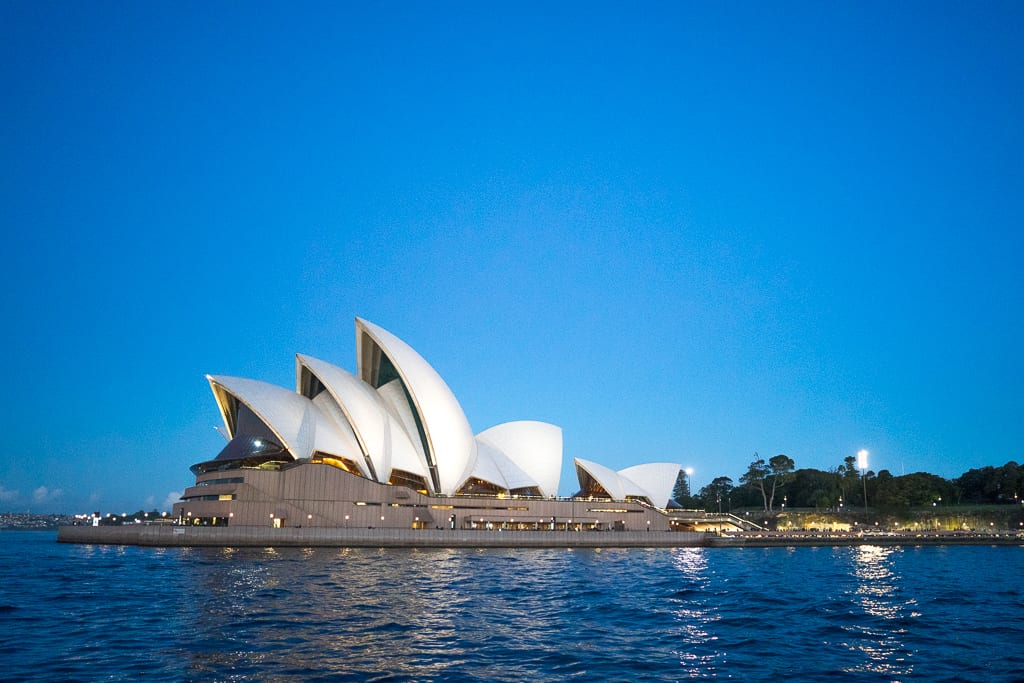 three days in Sydney Australia