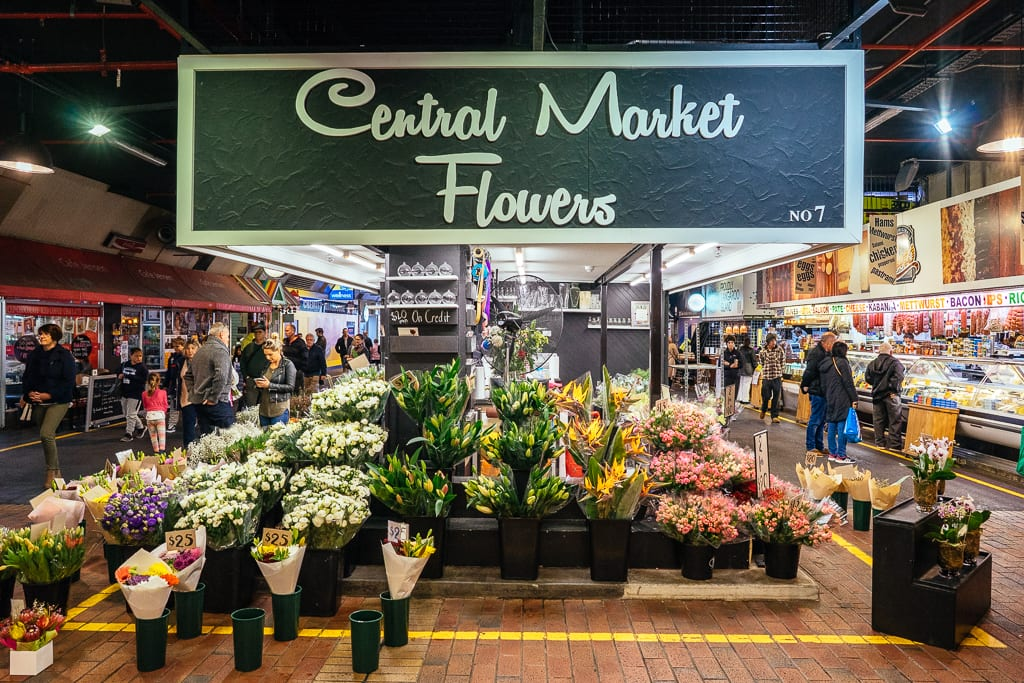Central Market in Adelaide