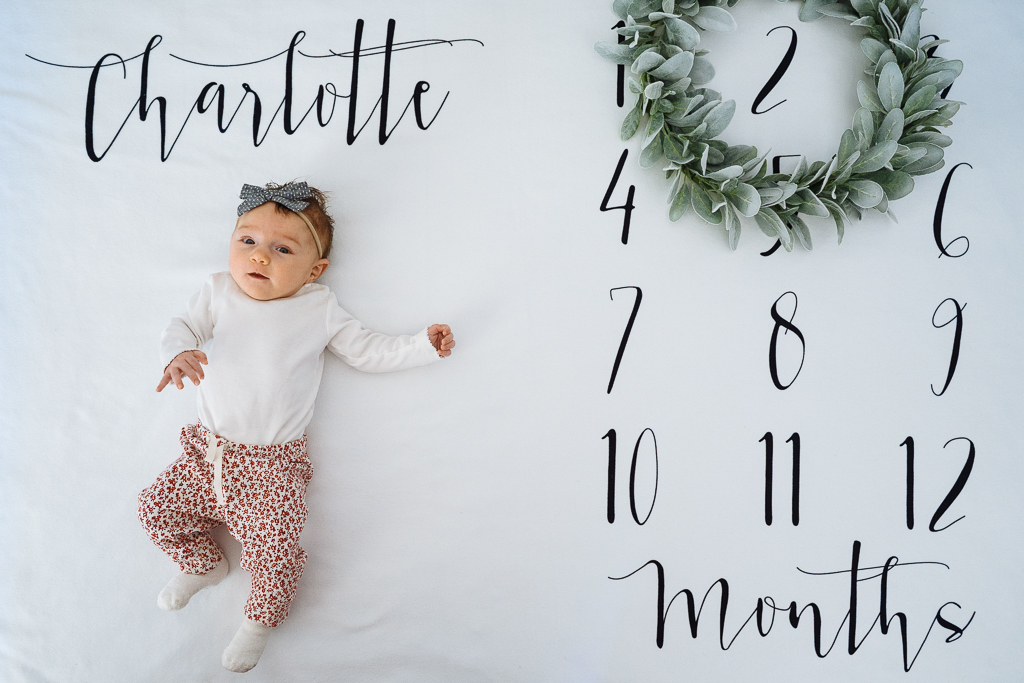 charlotte two months
