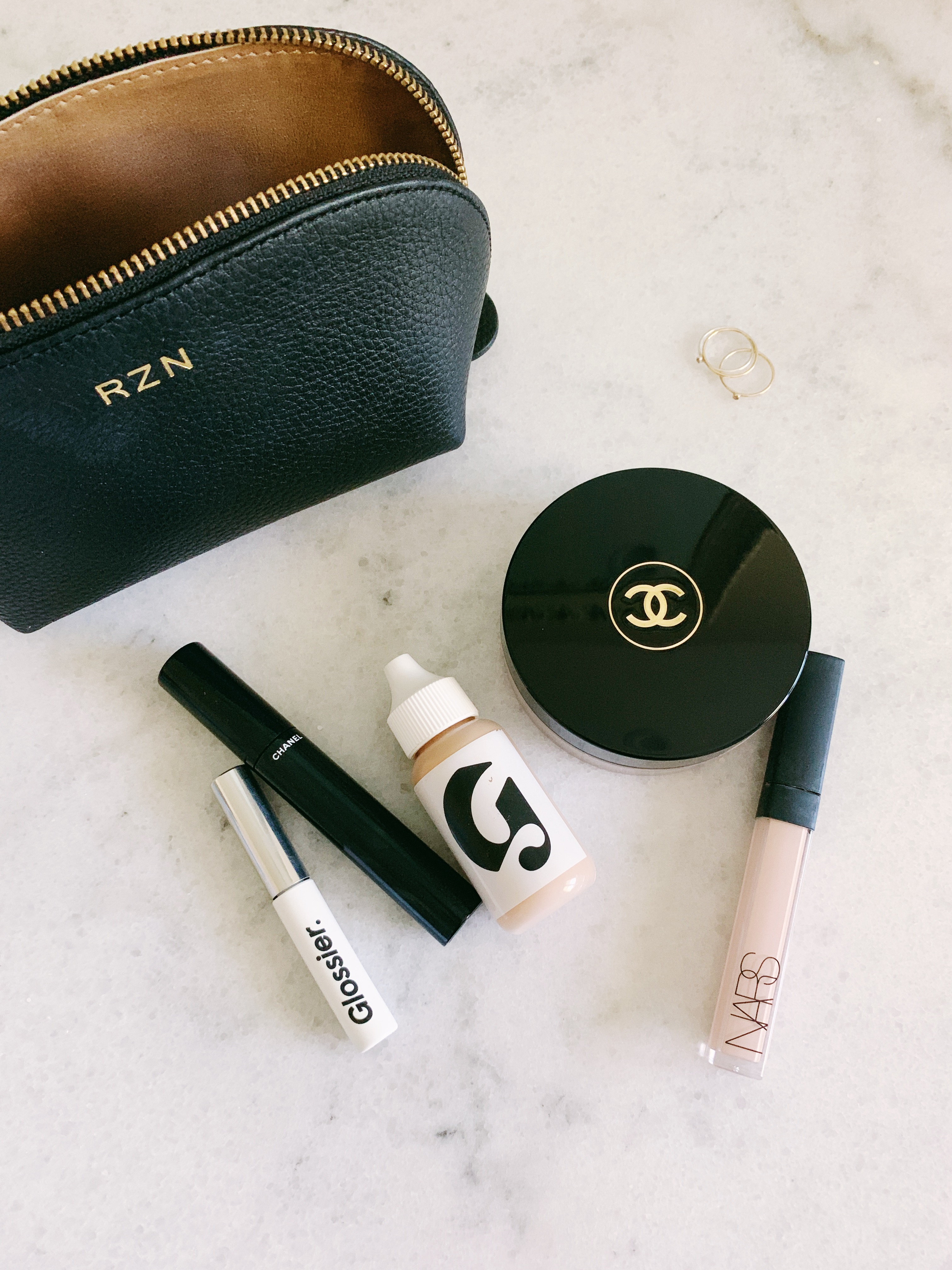Easy Travel Makeup