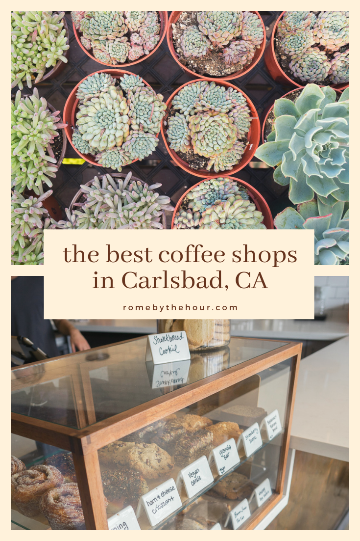 the best coffee shops in Carlsbad, CA