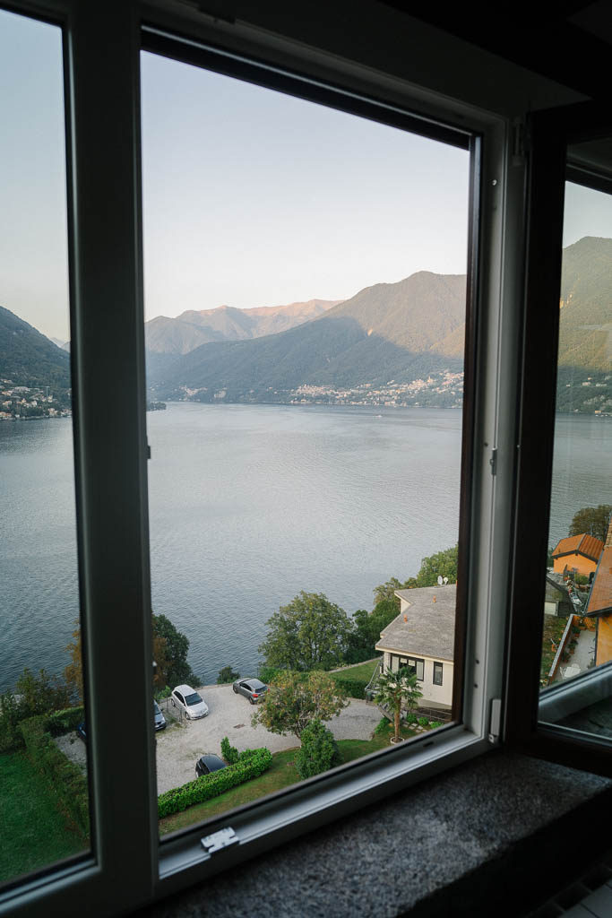 where to stay in lake como