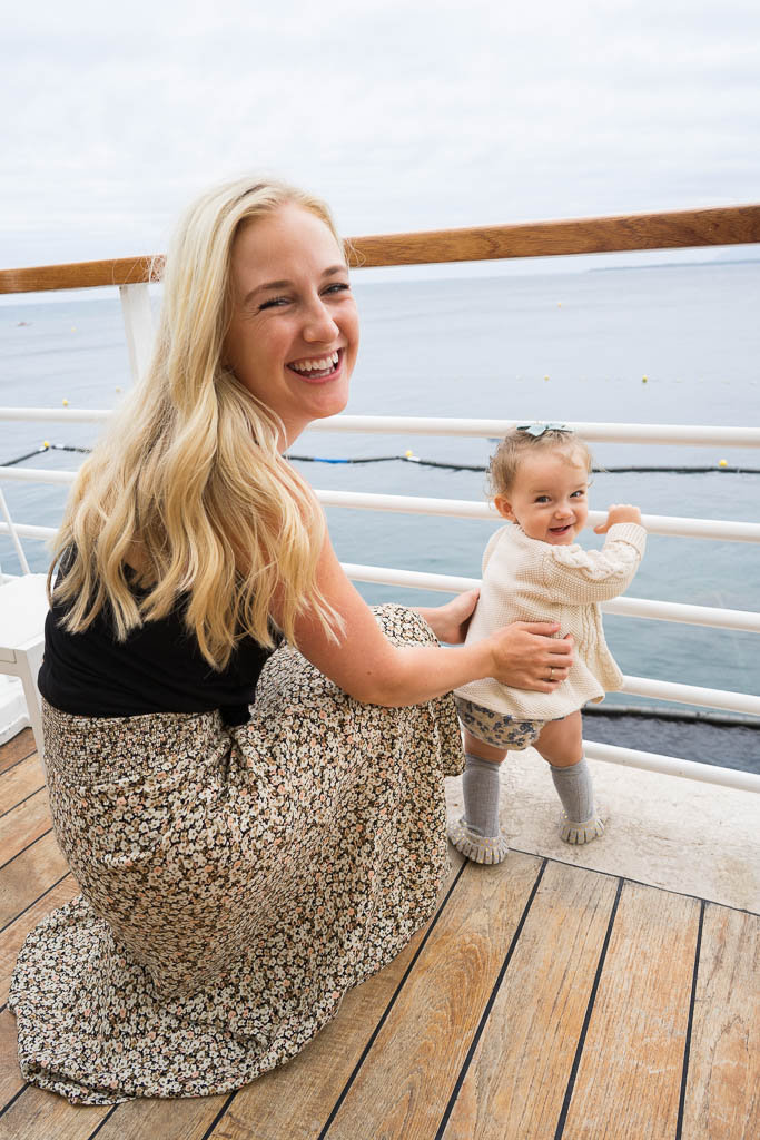 tips for traveling with a baby in europe and france