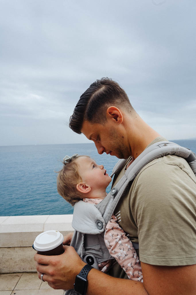 trips for traveling with a baby in europe