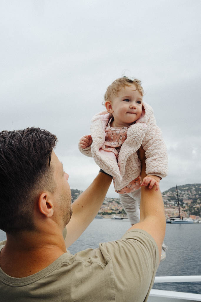 bringing a baby to europe