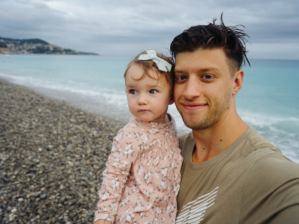 how to travel with a baby in europe