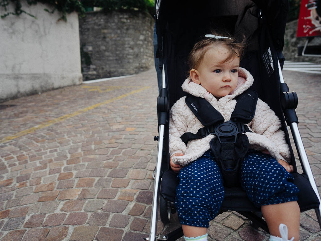 traveling with a baby internationally