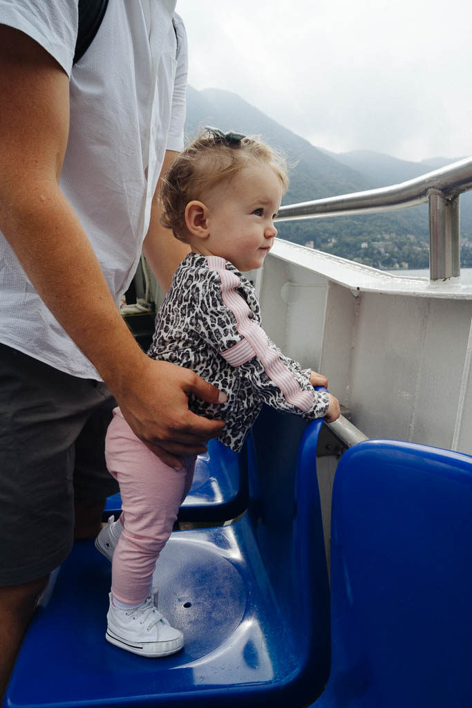 tips for traveling with a baby internationally