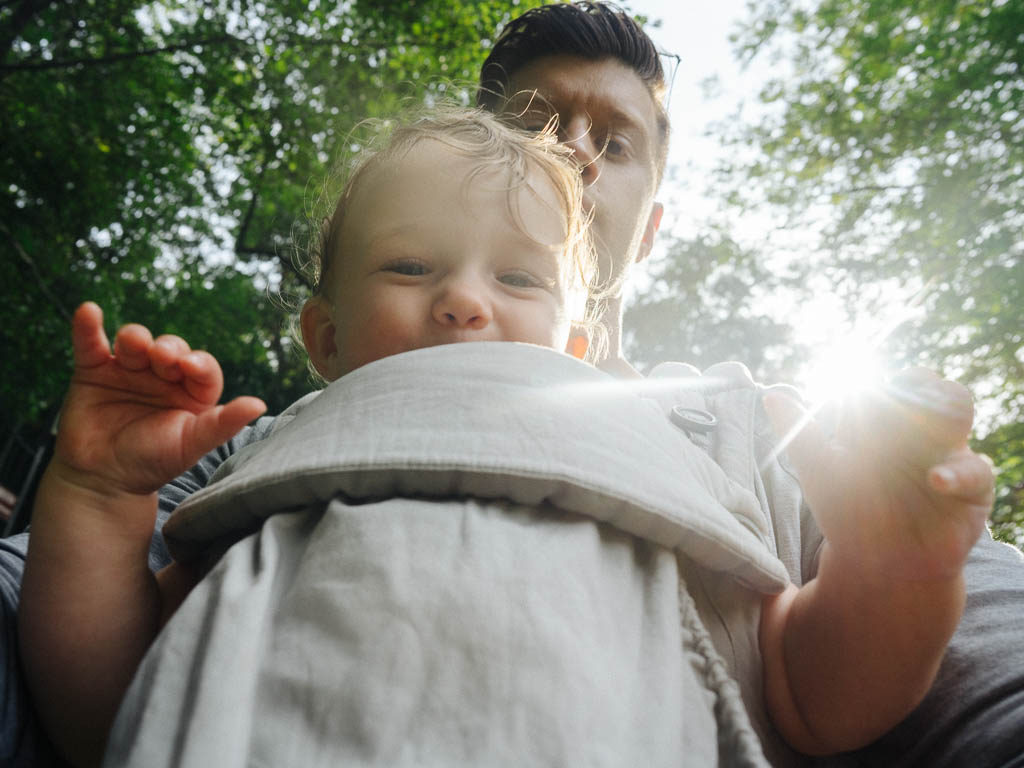 tips for traveling with a baby in europe