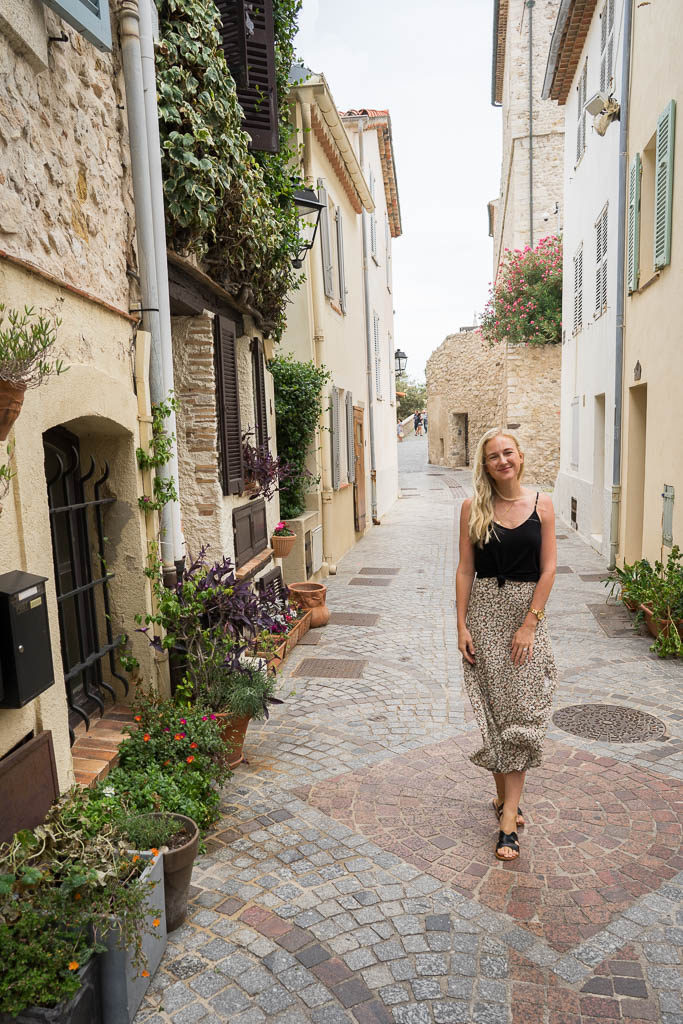 perfect antibes itinerary