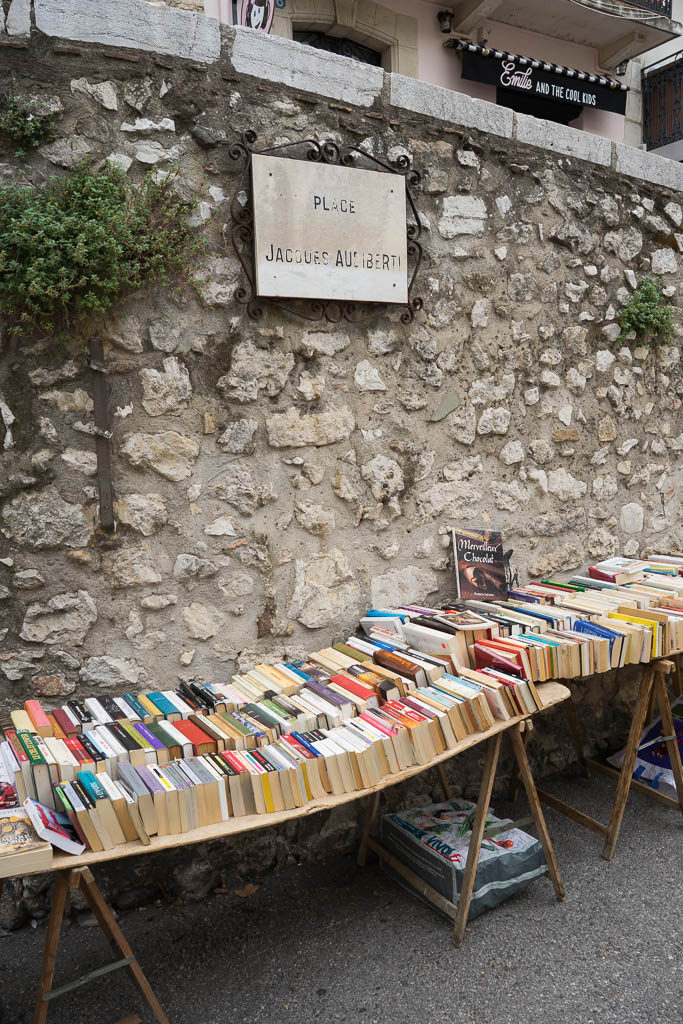 antibes france travel itinerary