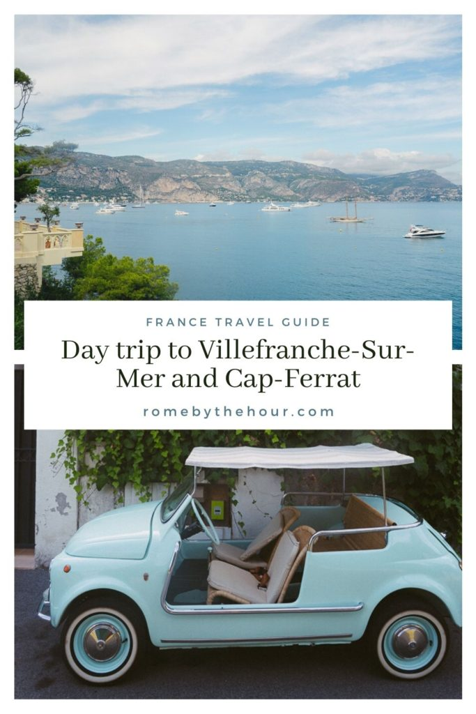 south of france travel guide
