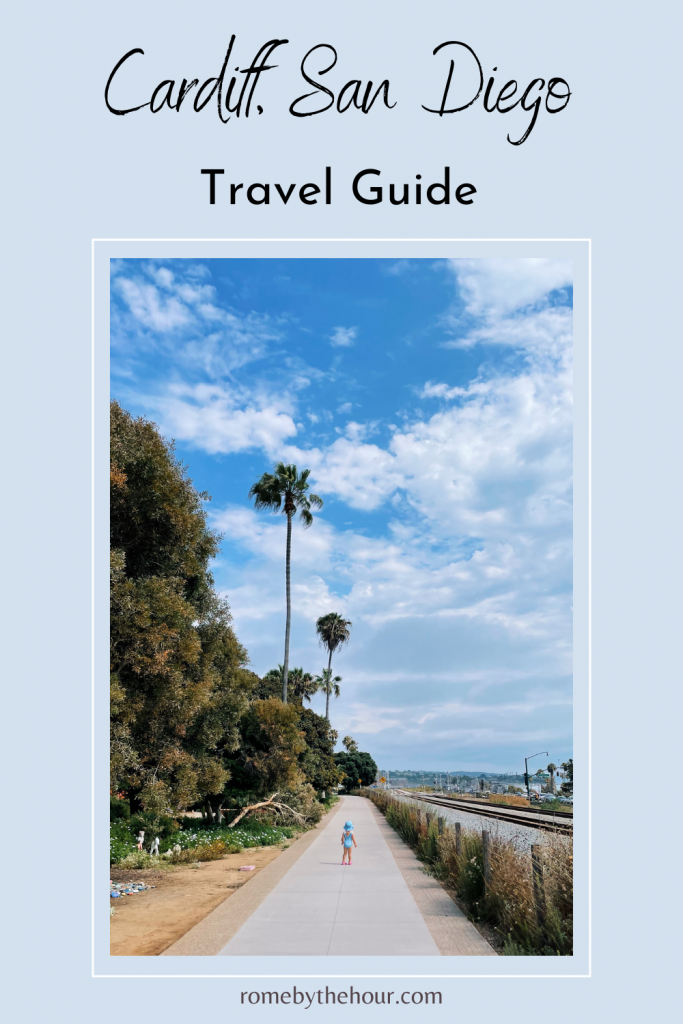 travel guide to encinitas and cardiff